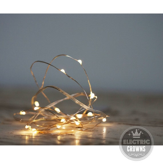 2m String Lights Fairy Lights Led Lights Party by ElectricCrowns