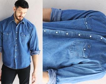 Original Wrangler Denim Shirt