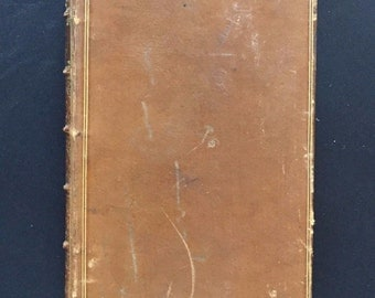 Poems of Shelley, Arranged by Stopford A. Brooke, Leather, 1902