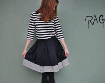 Beautiful Cotton Skirt / Women cotton skirt for Summer days
