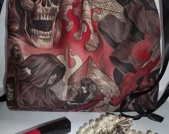 Reaper Make up drawstring bags