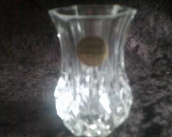 Bud Vase  Crystal darques