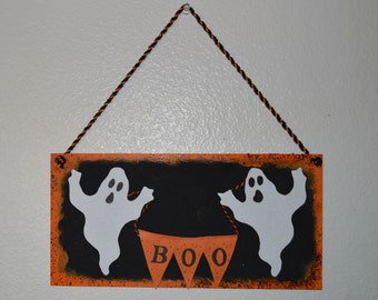 Halloween decor, Halloween ghost