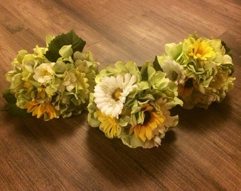 Bridesmaid Bouquet Set