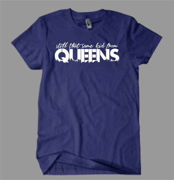 Queens new york queens boro inspired short sleeve by vinylteez for Custom t shirts in queens ny