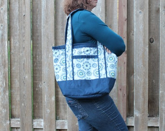Blue Tote Collection