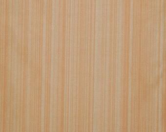 SCALAMANDRE MIRAGE STRIE Silk Taffeta Fabric 10 Yards Tea Rose