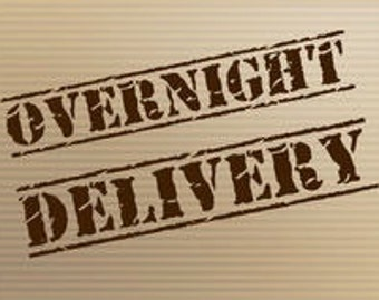 Shipping for overnight