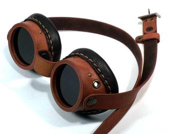 "Steampunk Goggles ""SimpleG-02 Mini"""
