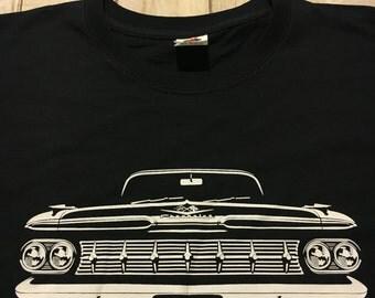 59 Impala, El Camino, Bel-Air, Biscayne T-shirt