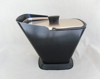 Cool Mid Century Metal Ice Bucket
