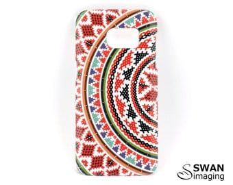 Ancient Pattern Phone Case ~ iPhone SE, 5/5S, 5C, 6/6S, 6/6S Plus, 7, 7 Plus + Samsung Galaxy S8, S8 Plus, S4, S5, S6, S7, Note 2/3/4/5