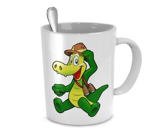 Crocodile - 11oz Mug