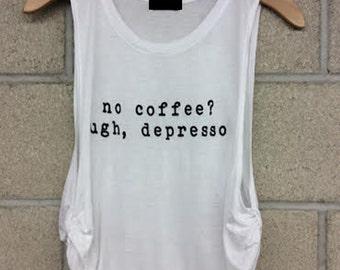Ugh, Depresso