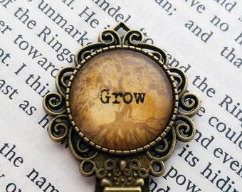 "Tree of Life ""Grow"" Bookmark"
