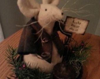 Milo the Primitive Mouse