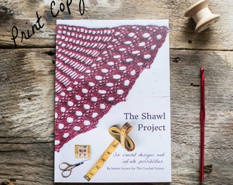 The Shawl Project by Joanne Scrace. Patterns and tutorials.
