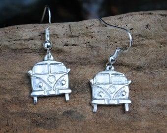 Camper Van Earrings E79