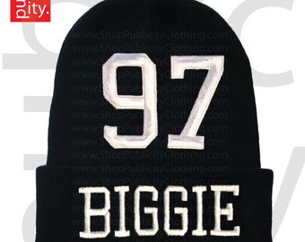Biggie 97 Beanie