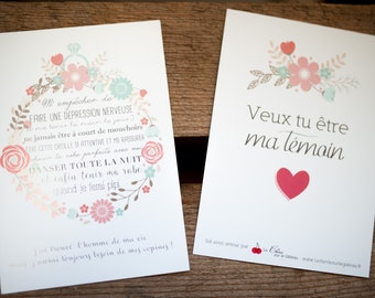 For best man card sweetheart