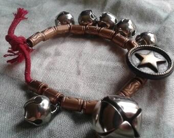 Star and Jingle Bracelet