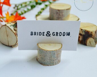 rustic place card holders x 100 card holders rustic wedding seating arrangement table