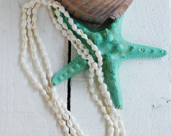 Shell Necklace,Beach Necklace,Summer Necklace,Boho Style
