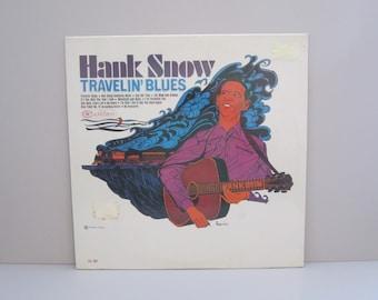 Hank Snow - Travelin' Blues