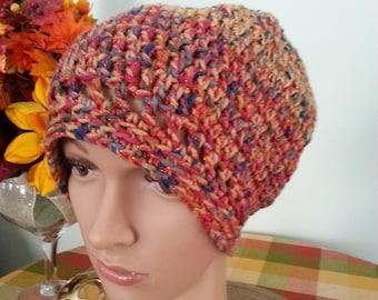 Crochet Hat Crochet Women's Hat, Slouchy Hat, Slouchy Beanie,Winter Hat, Women's Accessories,