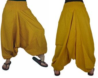 Plain Harem Pant non-iron
