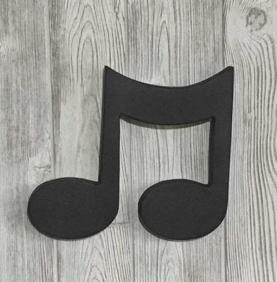 Wall Decorations Music Notes : Music note wall decor