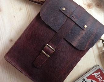 Leather Messenger bag,Leather Shoulder Bag,Leather Messenger,Messenger for men,Mens Brown Leather Messenger