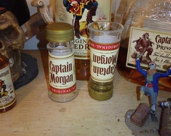 Rum Shot Glass Shooter - Captain Morgan
