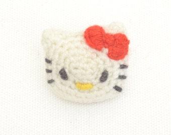 PDF Pattern - HELLO KITTY - Crochet Pattern