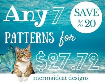 7 pattern discount deal