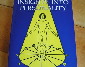 Vintage Astrological Insights Into Personality Book by Betty Lundsted 1993