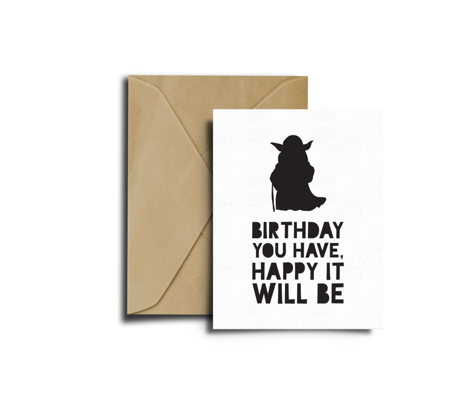 Star wars card – Star Wars Birthday Card