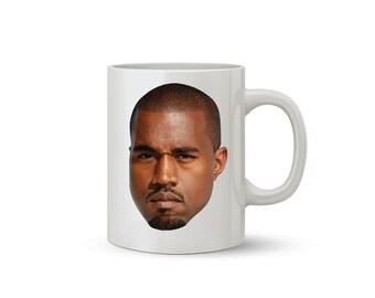 Kanye Face Coffee/Tea Mug - Perfect Gift for Everybody!!!!