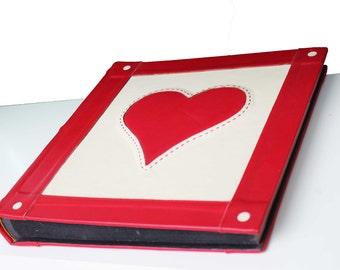 Photo album Valentine bed