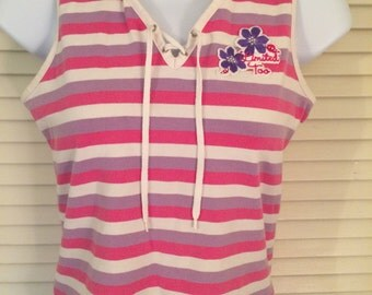 Vintage 90s striped top Limited Too