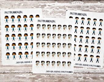 Doctor or Nurse Stickers