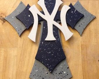 New York Yankees Wall Cross.