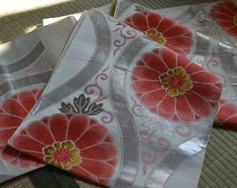Japanese Silk Obi Belt 100