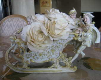 French Porcelain Figurines