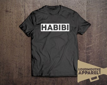 Habibi T-Shirt Love Tee