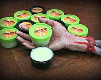 Zombie Scrub- Removes dead skin!