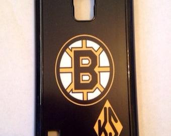Boston Bruins NHL Hockey phone case , cell phone , sports cell phone cases , monogram custom cases