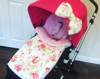 Custom made cath kidston pram customs