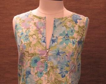 Vintage-'70s Komar Housecoat