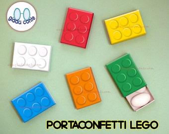 LEGO-set 20 piece Pvc placeholder